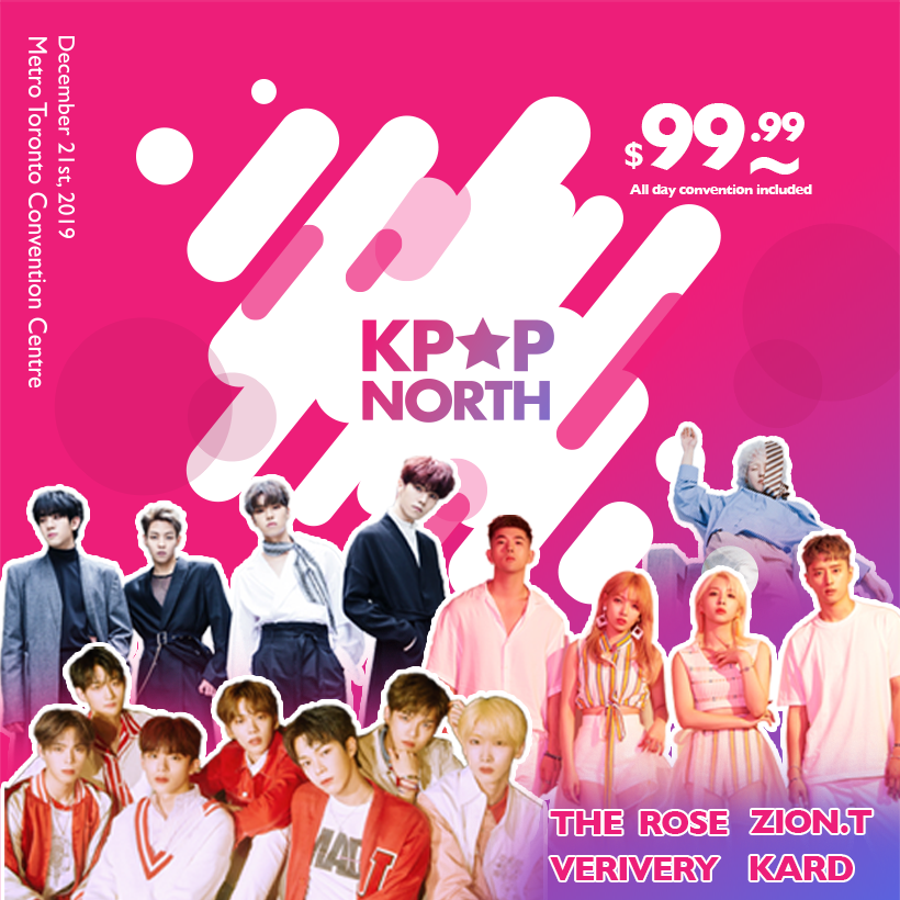 kpop north